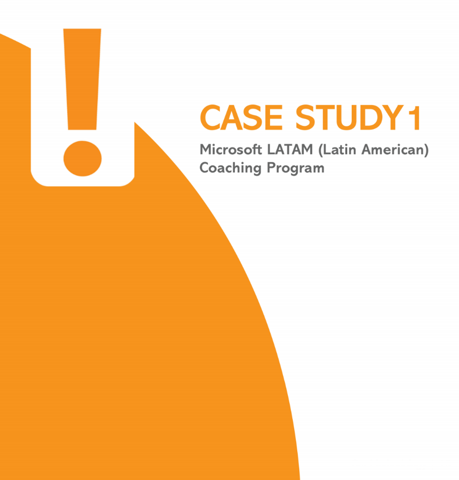 Cover Page For Microsoft Latam Case Study